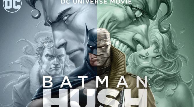 """Batman: Hush"" Discussion, Animated Feature Now on Blu-Ray"