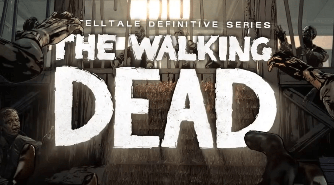 Se revela el trailer de The Walking Dead: The Telltale Definitive Series