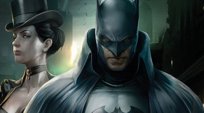 Gotham by Gaslight Animated Audio Review (Spoiler Free)
