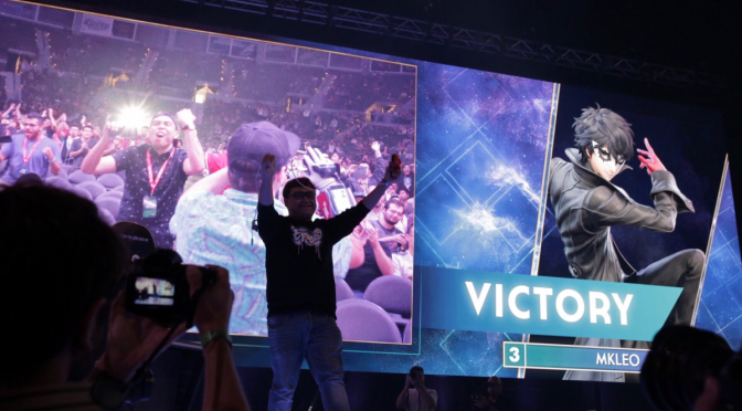 Mexicano gana el torneo de Super Smash Bros. Ultimate en EVO 2019