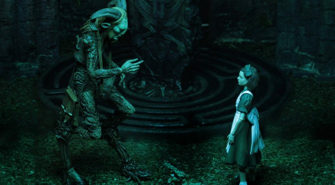 Now available in limited quantities 7″ Scale Action Figure – The Faun(Pan's Labyrinth)!