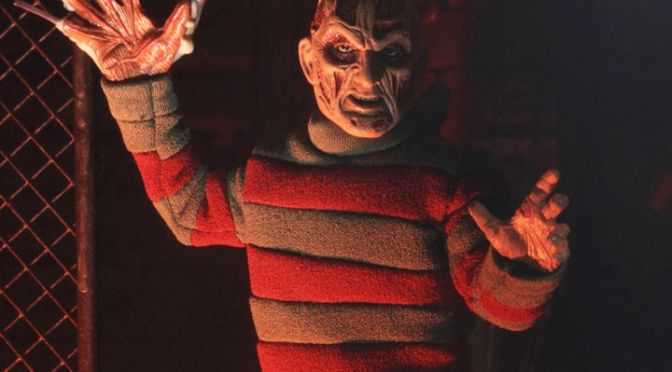 Now available in limited quantities 8″ Clothed Freddy!