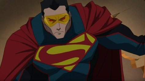 Reign of the Supermen animated