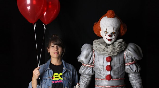 IT Chapter Two – Life-Size Foam Replica Figure – Pennywise
