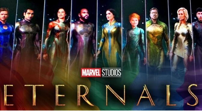 The Eternals: ¿Se devela una de las locaciones?