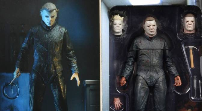Shipping This Week Halloween 2 Ultimate Michael Myers!