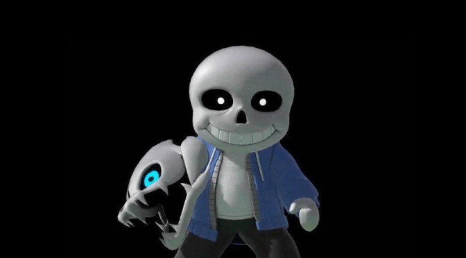 Sans llega a Super Smash Bros Ultimate ¡Ven a ver su trailer!