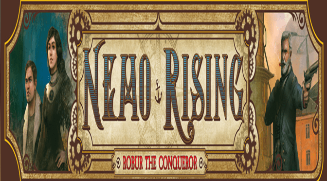 Coming Soon! Nemo Rising: Robur the Conqueror