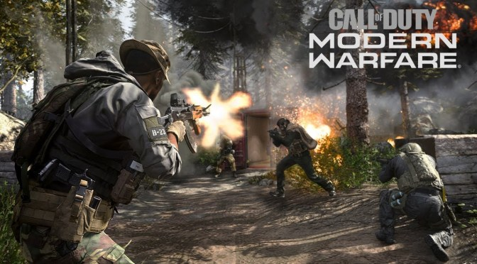 ¡Checa el trailer para el modo historia de Call of Duty: Modern Warfare!