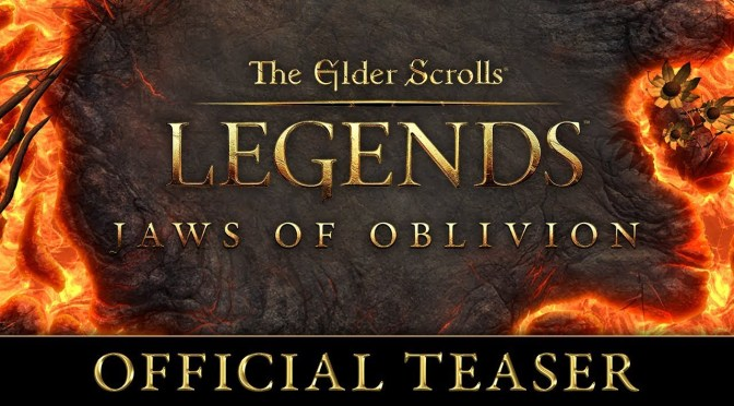 The Elder Scrolls: Legends prepara su última expansión: Jaws of Oblivion