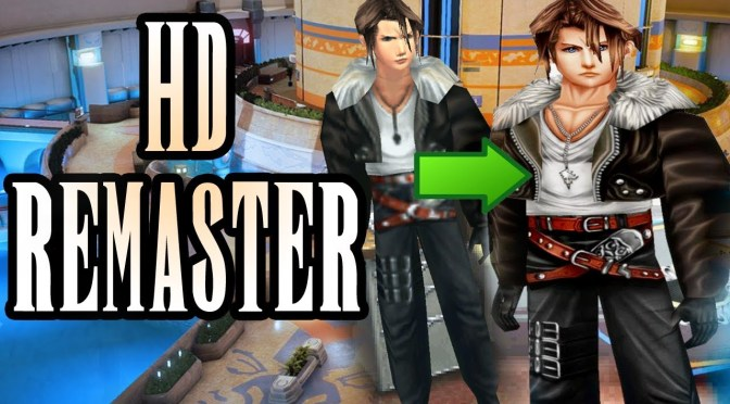 Final Fantasy VIII Remastered Comparación Gráfica Absoluta – Original FF8 vs 2019 –