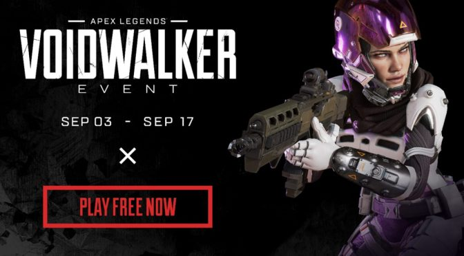 "Apex Legends presenta nuevo evento ""The Void Walker"""