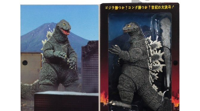 Shipping This Week – Restocks of the 1962 Godzilla!