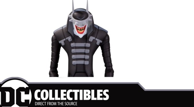 NYCC Interviews from DC Collectibles: Batman Who Laughs Animated Action Figure