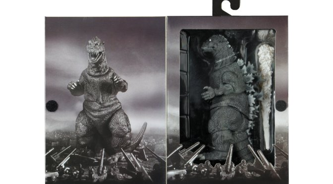 The highly anticipated re-release of the 1954 Godzilla