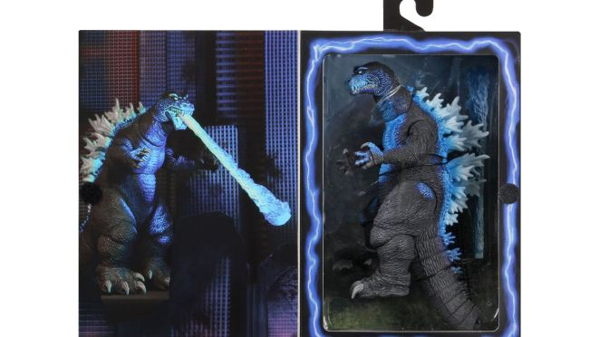 We are restocking the 2001 Atomic Blast Godzilla