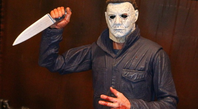 The Halloween(2018) – 8″ Cloth Action Figure – Michael Myers is now available!
