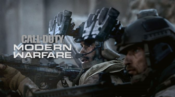Call of Duty: Modern Warfare, su grandioso primer fin de semana