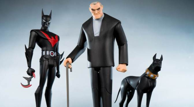 DC Collectibles Interview: Jim Fletcher on Future Batman Beyond Figures