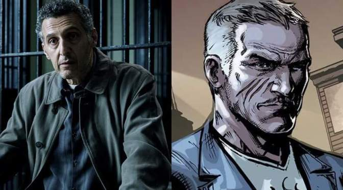 ¡John Turturro será Carmine Falcone en The Batman!