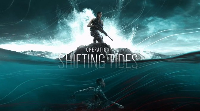 "Rainbow Six Seige revela ""Operation Shifting Tides"""