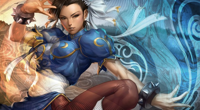 Chun-Li de Street Fighter es ahora una Power Ranger oficial