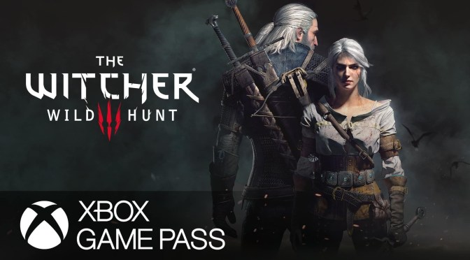 The Witcher 3: Wild Hunt coming to Xbox Game Pass