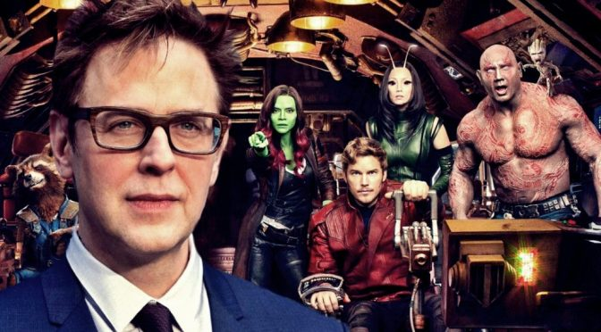 (C506) James Gunn comparte malas noticias sobre Guardianes de la Galaxia Vol. 3