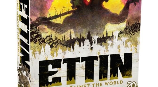 It's Two Against the World in Ettin—Coming Soon!