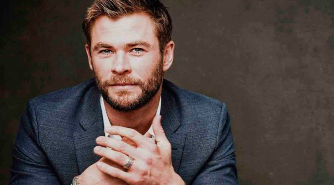 (C506) Chris Hemsworth hará documental sobre superhéroes de la vida real con NatGeo
