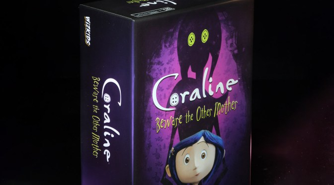 Help Coraline Escape the Other World in Coraline: Beware the Other Mother—Available Now!