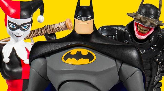 @toyshiz on the McFarlane DC Multiverse: Fans Finally Calming Down