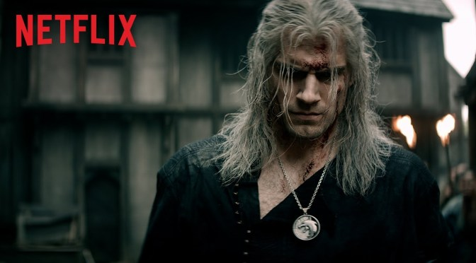 Se viene película animada de The Witcher