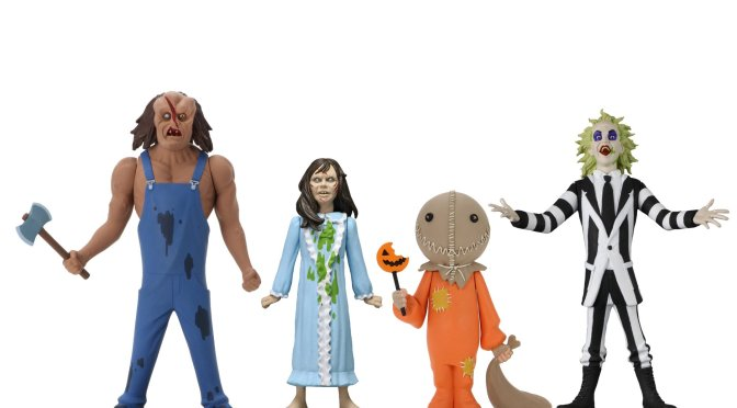 "NECA: Toony Terrors – 6"" Scale Action Figure – Series 4 Assortment"