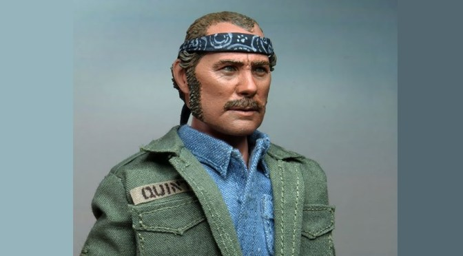 "NECA: Jaws – 8"" Clothed Action Figure – Sam Quint"