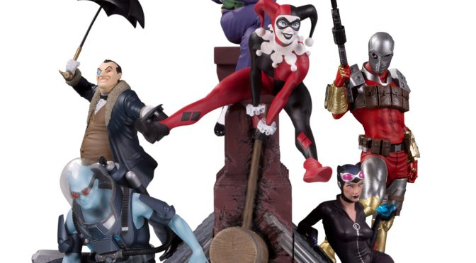 NY Toy Fair Reveals from DC Direct
