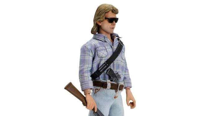 "NECA:  They Live – 8"" Clothed Action Figure – John Nada"
