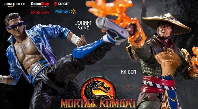 C506 – TOYFAIR 2020 UNVEILING: SPAWN Mortal Kombat 11 Action Figure