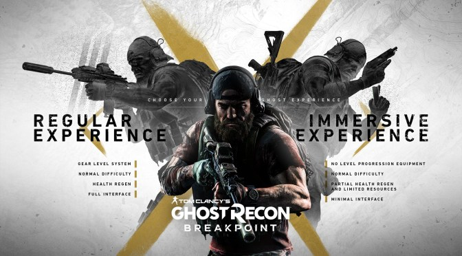 TOM CLANCY'S GHOST RECON BREAKPOINT EPISODE 2 DISPONIBLE A PARTIR DE HOY
