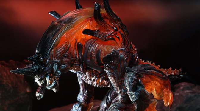 Now available on the NECA eBay & Amazon store is the Alien 7″ Scale Action Figure – Rhino Alien