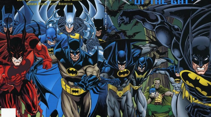(C506-Reseña) ElseWorld: Batman Brotherhood of the Bat