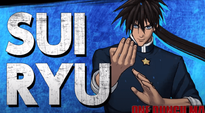 ¡Suiryu se une a la batalla! Ya está aquí el trailer DLC de One Punch Man: A Hero Nobody Knows