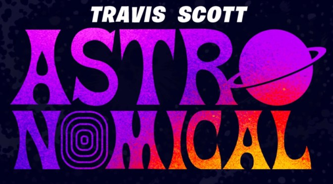 FORTNITE Y TRAVIS SCOTT PRESENTAN: ASTRONÓMICAL
