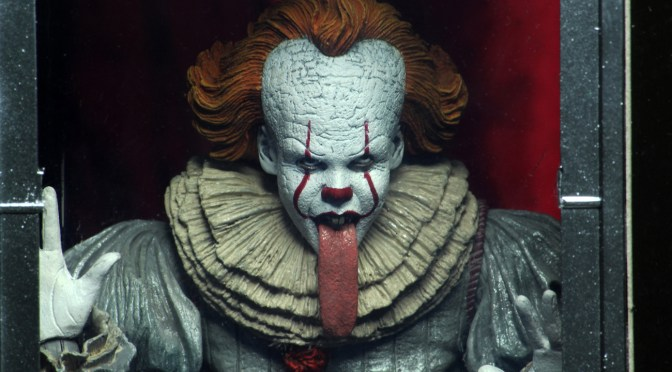 Now available in limited quantities IT Movie Chapter 2 – 7″ Scale Action Figure – Ultimate Pennywise!