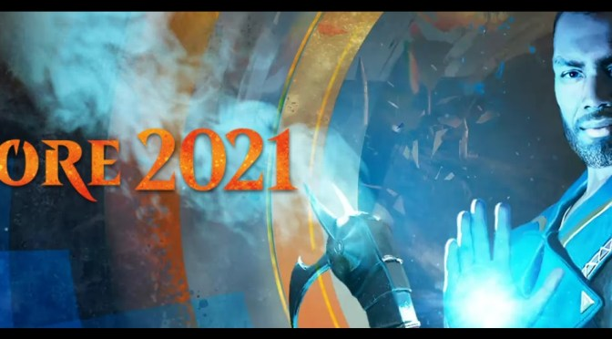 Colección Básica 2021 Magic: The Gathering ya está disponible en tiendas