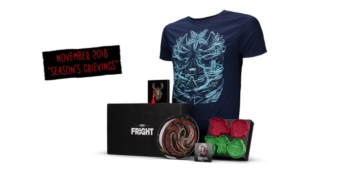 Time to Dine and Slash with Loot Crate's New Loot Fright September Crate