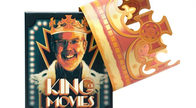 Mondo Games' KING OF MOVIES: THE LEONARD MALTIN GAME Available For Pre-Order Now!