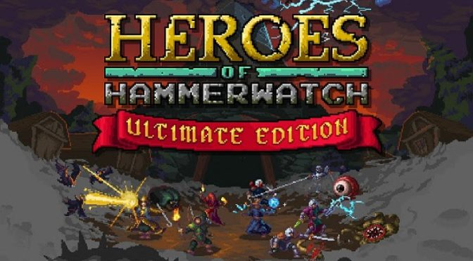 Heroes of Hammerwatch – Ultimate Edition Llegará a Nintendo Switch (30 de Julio) y XBOX One (31 de Julio) con todos los DLCs!