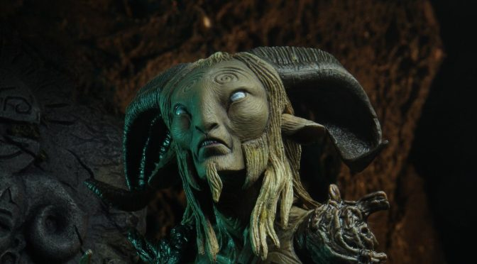 "Guillermo del Toro Signature Collection – 7"" Scale Action Figure – Old Faun ( Pan's Labyrinth)"