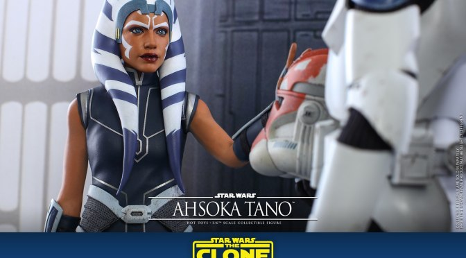 NEW CLONE WARS INSPIRED SIXTH SCALE FIGURE REVEALS!